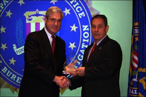 Denver field office Director's Community Leadership Award 2011