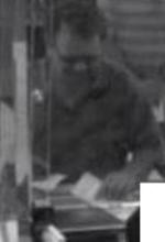 La Mesa, California Bank Robbery Suspect, Photo 4 of 4 (7/12/13)