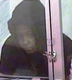 Philadelphia Bank Robbery Suspect, Photo 1 of 2 (4/19/13)