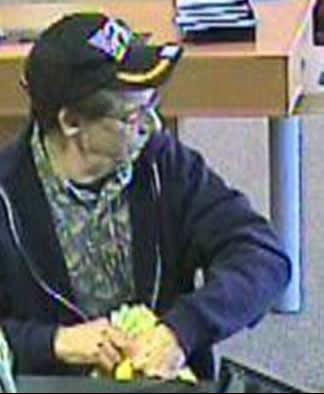Portland Division Grandpa Bandit, Photo 3 of 3 (12/2/09)