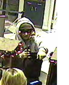 Jacksboro, Tennessee Bank Robbery Suspect, Photo 3 of 3 (10/28/11)