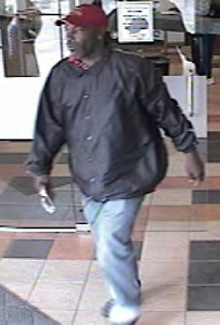 Denver/Aurora Bank Robbery Suspect, Photo 7 of 7 (9/26/12)