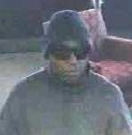 Baltimore Bank Robbery Suspect, Photo 1 of 4 (3/28/14)