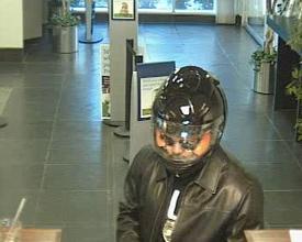 Norcross Bank Robbery Suspect, Photo 9 of 9 (11/27/09)