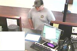 Carlsbad, California Bank Robbery Suspect, Photo 1 of 3 (10/11/12)