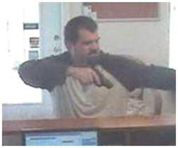 Southeast Serial Bank Robbery Suspect, Photo 5 of 10 (8/24/09)