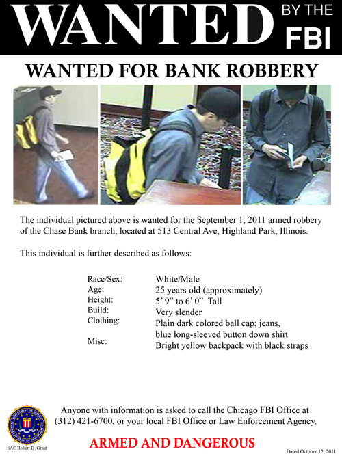 Fbi Public S Help Sought In Search For Stick Figure Bandit