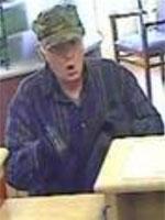 Cambridge Bank Robbery Suspect, Photo 5 of 8 (10/1/13)