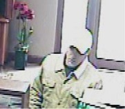 Suspect in Maryville Bank Robbery (3/13/13)