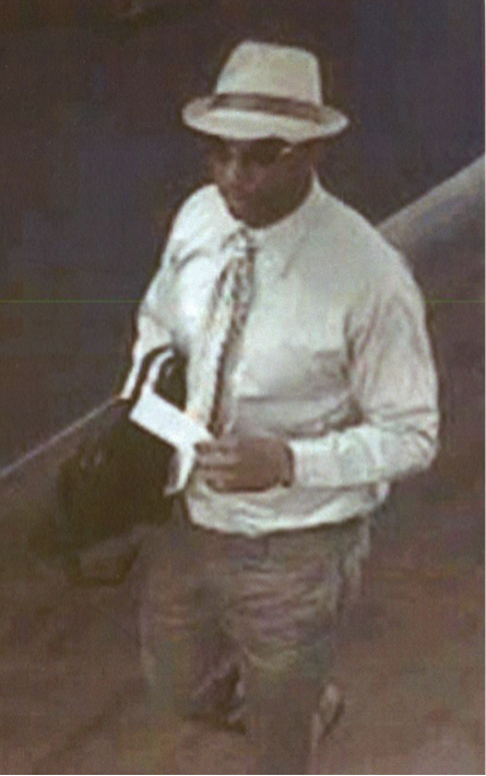 New York Bank Robber Andre Calix, Photo 2 of 2 (7/16/13)