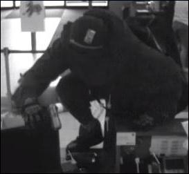 Pembroke Pines Bank Robber (12/12/12)