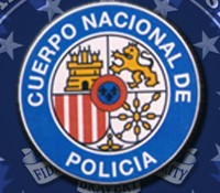 Spanish National Police logo