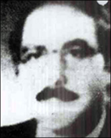 Husayn Muhammad al-Umari is wanted in  connection with the 1982 bombing  of Pan Am Flight 830