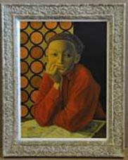 """""""Rafaelito"""" by Hanna Weynerowska (4/11/14)"""