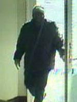 Washington, D.C. Bank Robbery Suspect, Photo 3 of 3 (12/19/12)