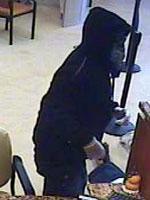 Sunrise, Florida Bank Robbery Suspect, Photo 2 of 3 (10/30/12)