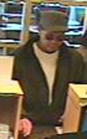 Denver Bank Robbery Suspect, Photo 1 of 3 (12/14/09)