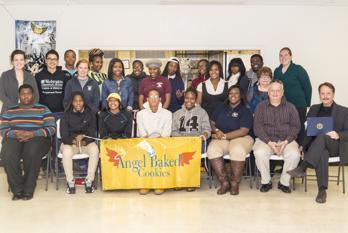 St. Louis Director's Community Leadership Award Winners 2013 (12/5/13)
