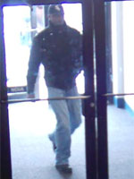 Philadelphia Division Serial Bank Robbery Suspect, Photo 1 of 7 (11/5/13)