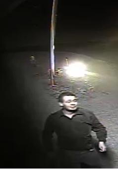 Suspect in Fire at Islamic Center of Joplin (8/1/12)