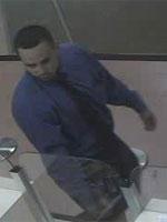 Sunrise, Florida Bank Robbery Suspect, Photo 2 of 5 (7/23/12)