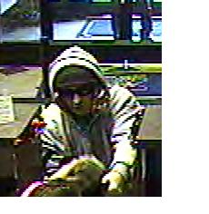 Jacksboro, Tennessee Bank Robbery Suspect, Photo 2 of 3 (10/28/11)