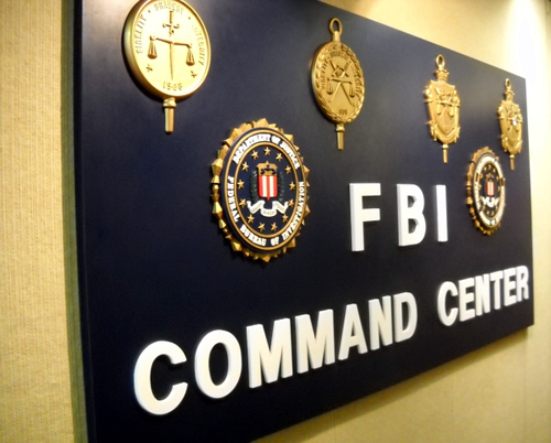 FBI Command Center