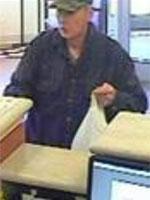 Cambridge Bank Robbery Suspect, Photo 6 of 8 (10/1/13)
