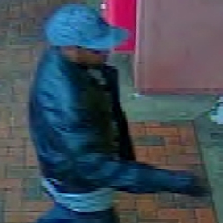 San Diego Bank Robbery Suspect, Photo 4 of 5 (12/30/10)