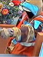 San Francisco Bank Robbery Suspect, Photo 4 of 9 (8/5/13)