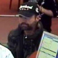 Los Angeles Division Groomed Beard Bandit, Photo 1 of 3 (12/21/10)