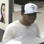 Denver Bank Robbery Suspect, Photo 1 of 3 (12/3/10)