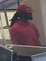 Miami Bank Robbery Suspect, Photo 2 of 3 (8/22/12)