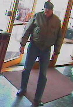 Tulsa, Oklahoma Bank Robbery Suspect, Photo 1 of 4 (12/11/09)