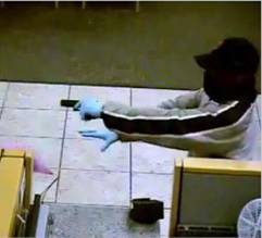 San Francisco Bank Robbery Suspect, Photo 7 of 9 (6/6/13)