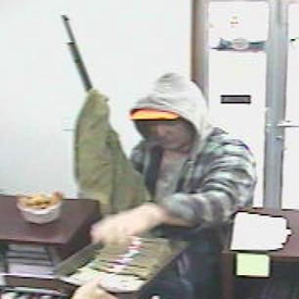 Cosby, Tennessee Bank Robbery Suspect, Photo 7 of 7 (9/27/10)