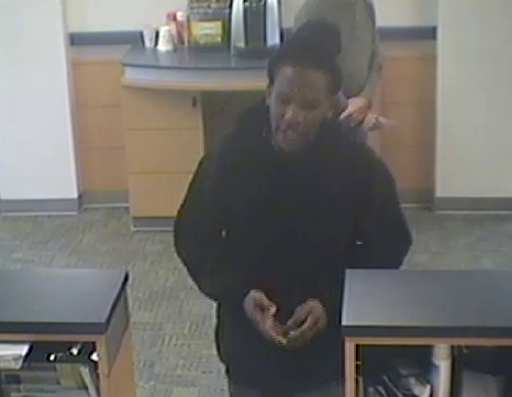 Powder Springs Bank Robbery Suspect, Photo 5 of 12 (10/28/13)