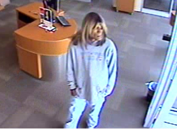 Lithonia Bank Robbery Suspect, Photo 2 of 3 (5/20/13)