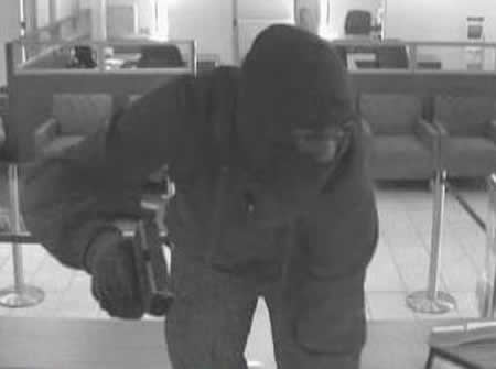 Bala Cynwyd, Pennsylvania Bank Robbery Suspect, Photo 3 of 4 (11/8/13)