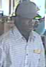 El Cajon, California Bank Robbery Suspect, Photo 3 of 7 (11/16/12)