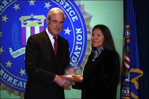Salt Lake City field office Director's Community Leadership Award 2011
