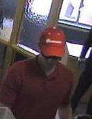 I-55 Bandit Serial Bank Robbery Suspect, Photo 8 of 11 (9/10/13)