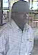 El Cajon, California Bank Robbery Suspect, Photo 2 of 7 (11/16/12)