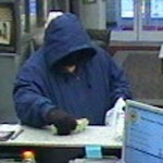 Knoxville Bank Robbery Suspect, Photo 2 of 4 (10/23/09)