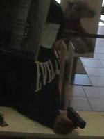 Davie, Florida Bank Robbery Suspect, Photo 3 of 3 (12/9/13)