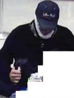 Poway, California Bank Robbery Suspect, Photo 7 of 8 (3/18/14)