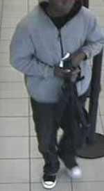 San Diego Bank Robbery Suspect, Photo 6 of 6 (1/10/13)
