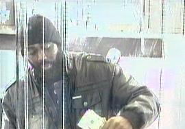 Philadelphia Bank Robbery Suspect, Photo 2 of 2 (4/22/13)