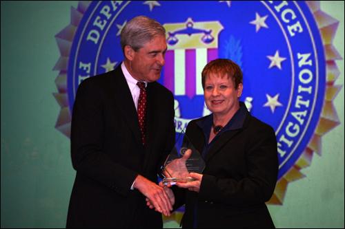 Birmingham field office Director's Community Leadership Award 2011