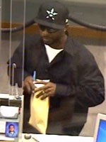 Houston Bank Robbery Suspect, Photo 2 of 2 (11/7/12)